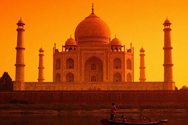 Incredible India(North India Package)